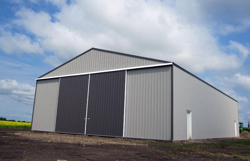 machine sheds