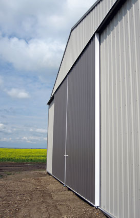 strong post frame buildings at an affordable price