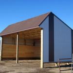 Cattle / Horse Shelter